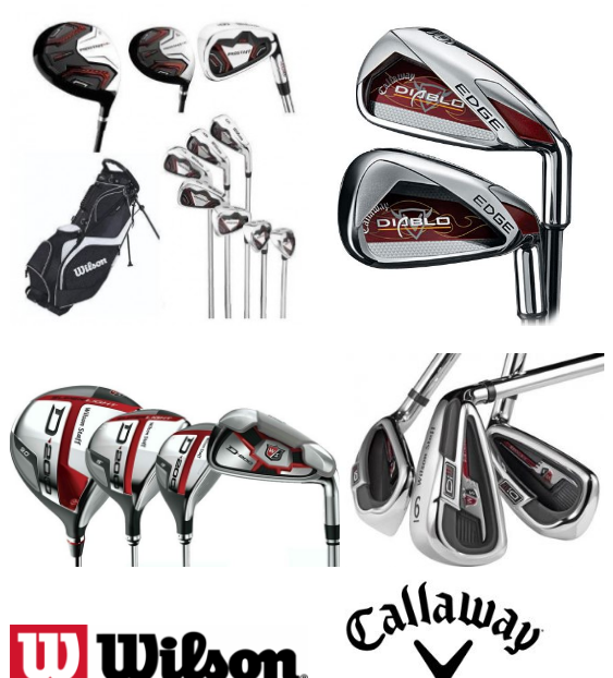 Golf Clubs We Hire