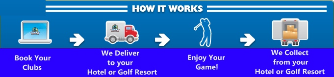 How our club hire works