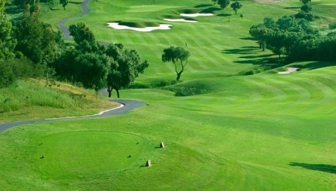 Almenara Golf Resort Sotogrande