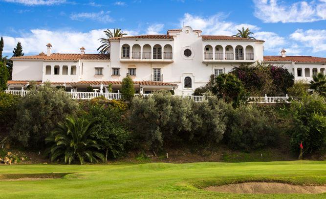 Anoreta Golf Clubhouse