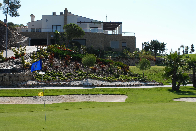 Baviera Golf Club House