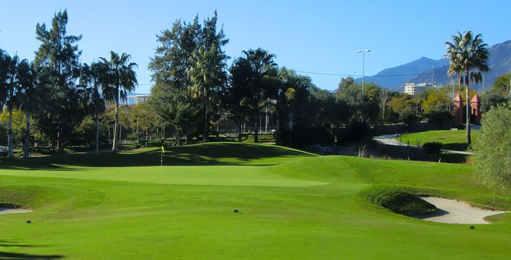 Santa Clara Golf 12th Hole