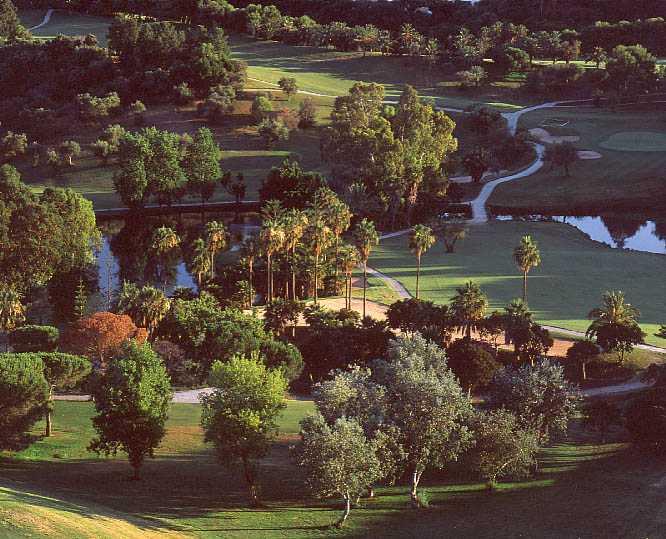 Torrequebrada Golf Course Benalmadena