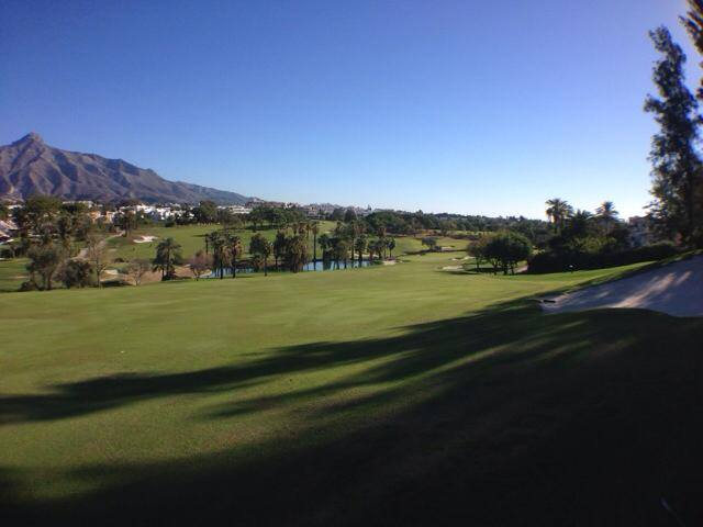 Las Brisas Golf Course Marbella