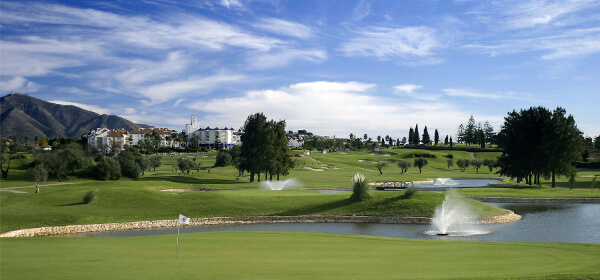 Los Olivos Golf Course Mijas