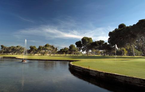 Parador Golf Malaga