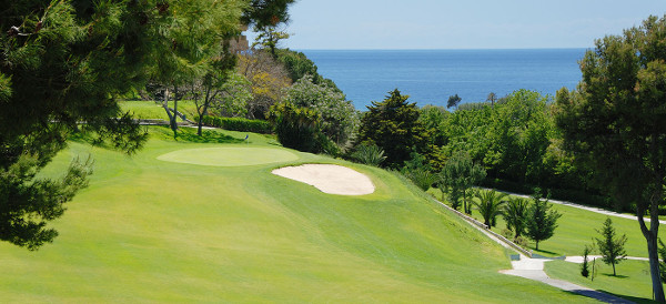 5th hole at Rio Real Golf