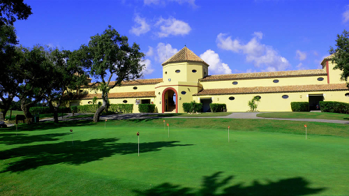 San Roque Clubhouse