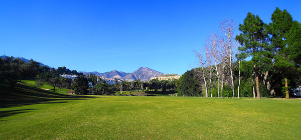 Torrequebrada golf fairway