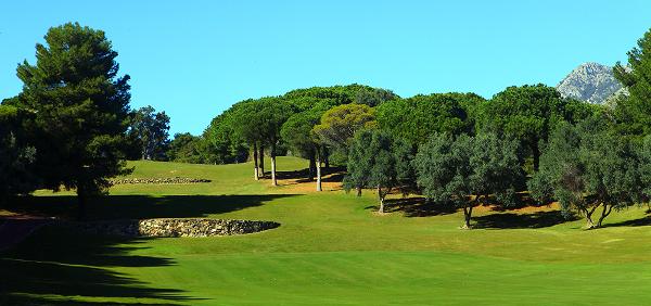Torrequebrada golf fairway