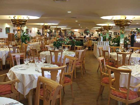 Hotel Atalaya Park Restaurant