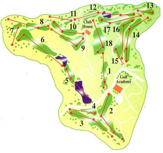 Miraflores Golf Course Guide