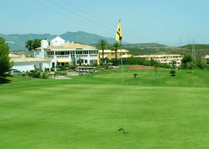 Miraflores Golf Club with Club House
