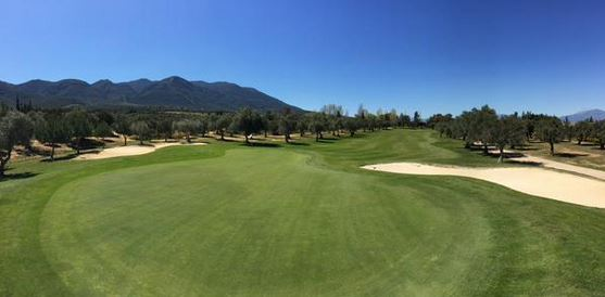 Lauro Golf Hole1