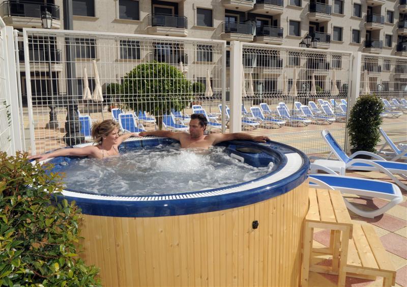 Nuriasol Hotel Jacuzzi