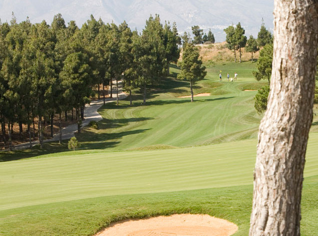 The El Chaparral Course