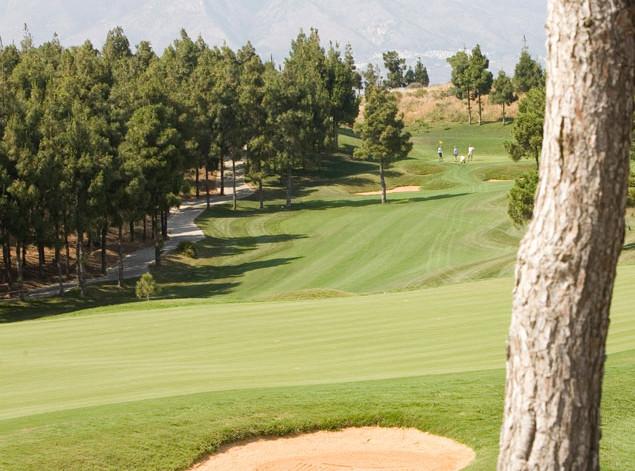 The El Chaparral Course