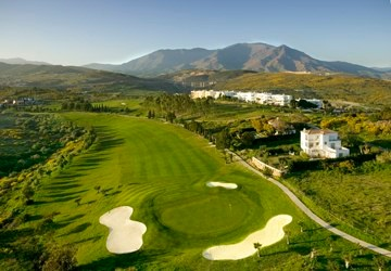 Fairway at Estepona Golf