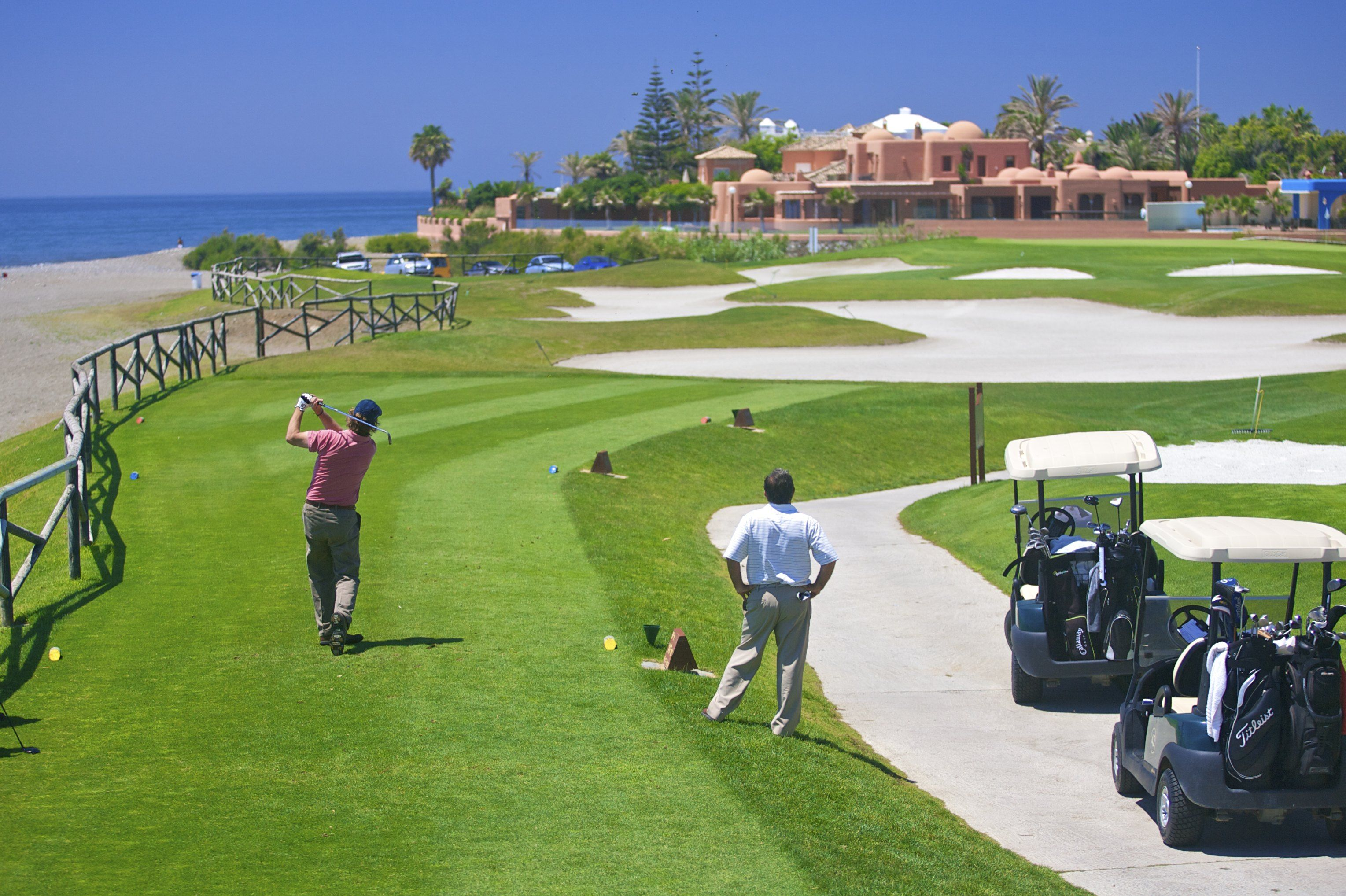 Guadalmina Golf, Costa del Sol