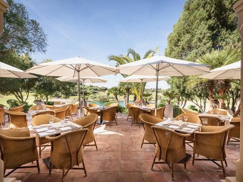 Montecastillo Hotel Restaurant Terrace