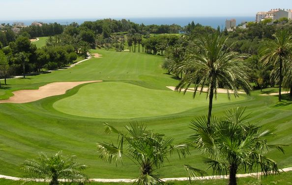 Torrequebrada Golf, Costa del Sol