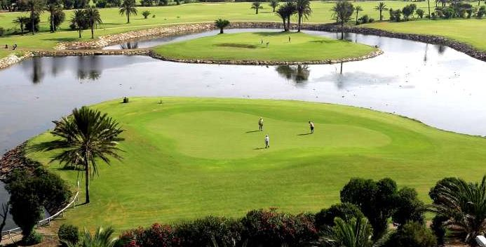 Almerimar Golf Resort 1