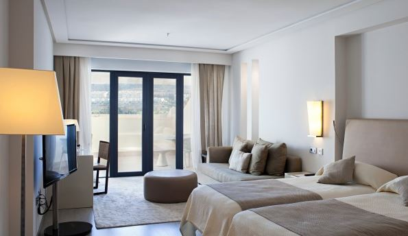 Almerimar Golf Resort Rooms