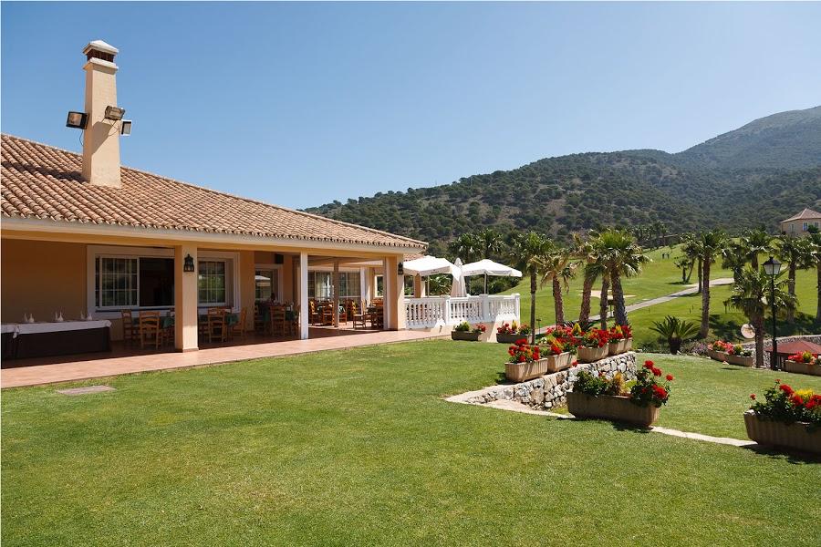 Alhaurin Golf Clubhouse