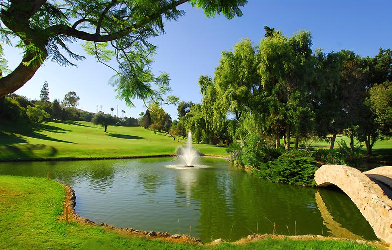 Aloha Golf, Marbella