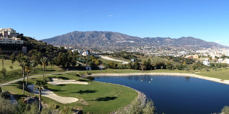 Cerrado del Aguila Golf Course