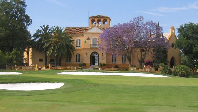 Guadalhorce Golf Clubhouse
