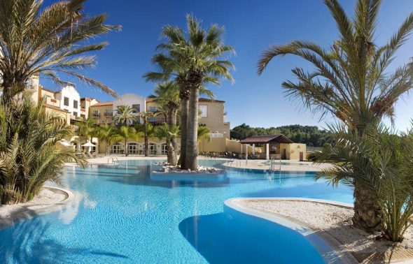 Hotel La Sella pool