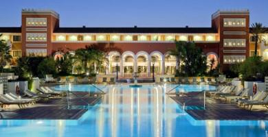 Melia Sancti Petri 5 Star Hotel