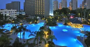 Hotel Sol Principe, Torremolinos at Night