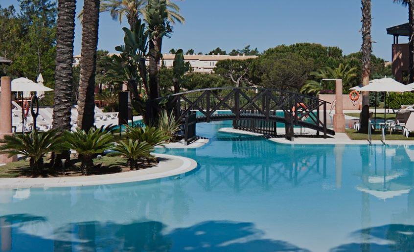 Islantilla Golf Resort Swimming Pool