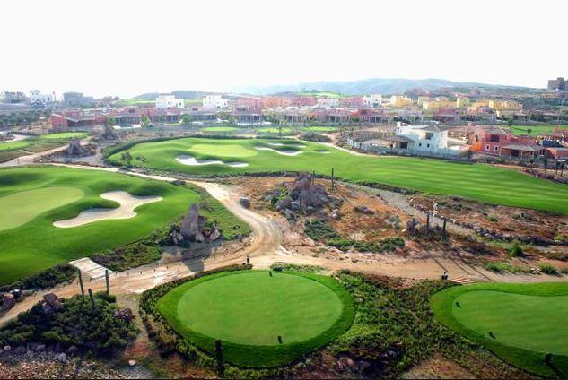 The Desert Springs golf course