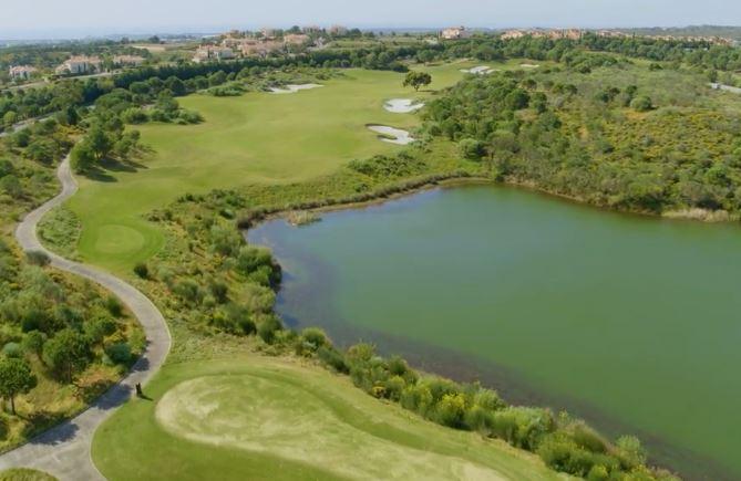 Monte Rei Golf 17th