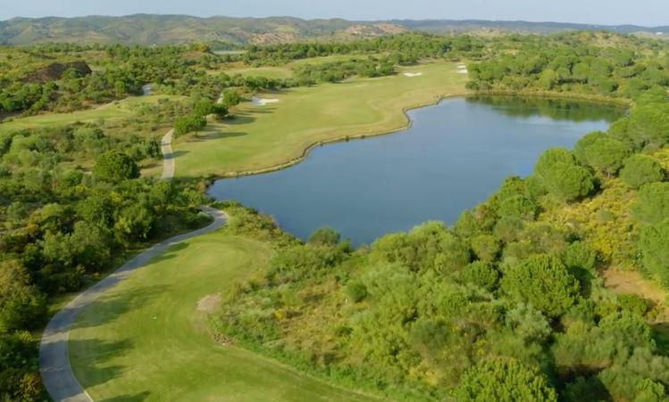 Monte Rei Golf 2nd Hole