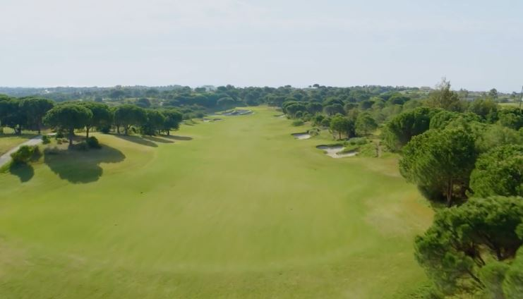 Monte Rei Golf 8th Hole