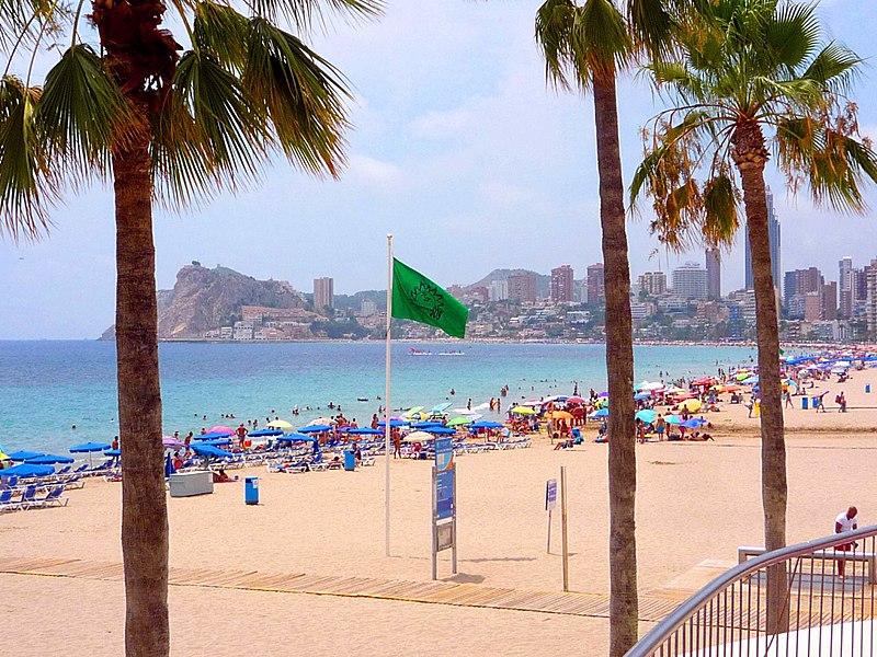 Poniente Beach Benidorm