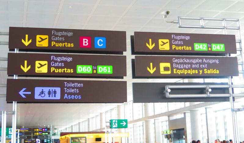 Malaga airport guide
