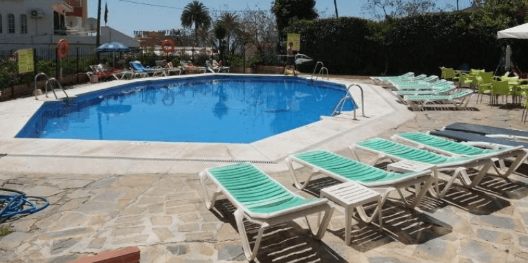 Apart hotel Doramar Pool
