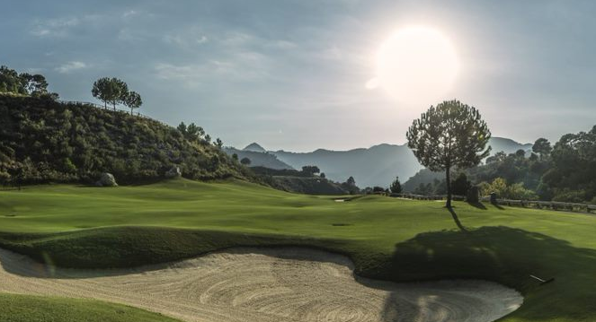 Zagaleta Golf Course, Marbella