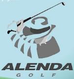 Alenda Golf Logo