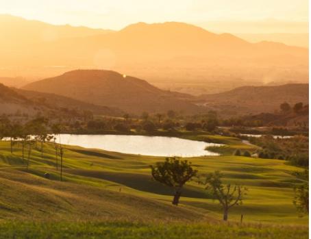 Font Del Llop Golf Course