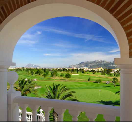 Golf Course Oliva Nova
