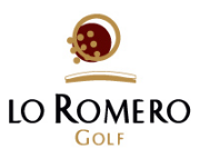 Lo Romero golf logo